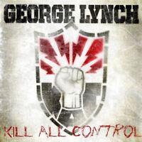 GEORGE LYNCH kill all control (CD, album, 2011, 13 tracks) hard rock, dokken