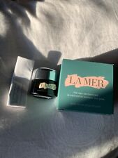 FULL SIZE Creme De La Mer THE EYE CONCENTRATE .5oz 15ml Jar 100%Authentic