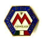 Spilla Marmolada Scuola Estiva Di Sci Malga Ciapela (E. Granero) cm 1,8 x 1,5