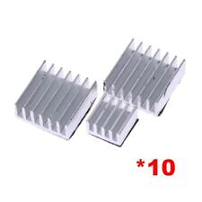 30x Aluminum Heatsink Heat Sink Cooler Adhesive Kit Set for Cooling Raspberry Pi