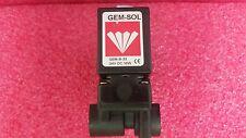 gem-sol gem-b-33 GEM SOL valves 10w 24v elmc-0120 baccara epdm  Solenoid