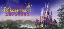 Shanghai Disneyland Shows Parade Fireworks DVD CD Tarzan Frozen Disney World