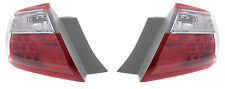 2007 2008 2009 TOYOTA CAMRY QTR TAIL LAMP LIGHT HYBRID LEFT & RIGHT PAIR SET