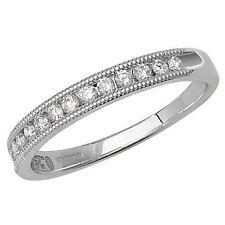 Unbranded White Gold I2 Fine Diamond Rings