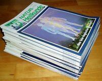 26x Naturheilkunde 1990er Fachmagazin Ganzheitsmedizin Zeitschrift Heilpraktiker