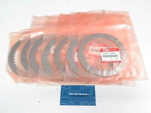 (7) 2005-2020 Suzuki RMZ450 OEM Clutch Plate, Qty 7 (Stock RMZ 450 RM-Z)