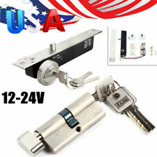 Access Lock Fail Secure Electric Drop Bolt Lock for Door Access Control System