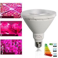 PAR38 12W Full Spectrum ES E27 LED Plant Grow Light Bulb Growing Lamp Hydroponic
