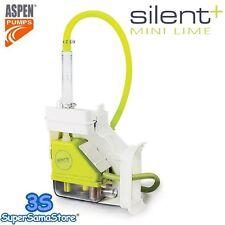 3S POMPA SCARICO CONDENSA CLIMATIZZATORE MINI LIME SILENT + Aspen Pumps 21 dbA