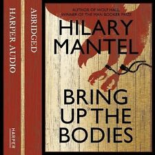 HILARY MANTEL BRING UP THE BODIES NEW CD AUDIOBOOK 6 DISCS JULIAN TUTT AUDIO