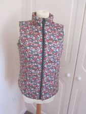 BNWT NEW Cath Kidston Body-warmer Gilet UK 8 XS Vintage Rose Feather & Down