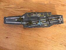 MotorMax Die-Cast Uss Nimitz Cvn-68 Aircraft Carrier 76745 w/aircraft excellent