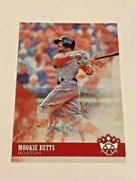 2018 Panini Diamond Kings Baseball #62 - Mookie Betts - Boston Red Sox