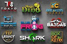 Professional Logo Design | Company Brand Logo | Professional Logo Designer