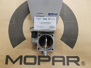 Diesel Throttle Body Jeep Liberty Cherokee 05-07 2.8 CRD New Mopar 5142799AA