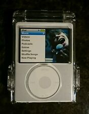 iPod Nano 3rd Generation (Video) 4GB, 8GB - Case - Transparent NEW