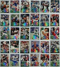 1999 Fleer Ultra Football Cards Complete Your Set Pick From List