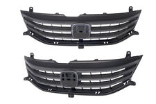 Grille Front Black For Honda Odyssey Rb3 2009-2013