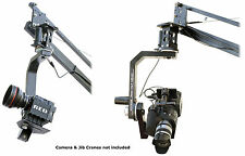 Movofilms Sr.Pan Tilt Motorized Remote Head & Joystick for jib crane film camera
