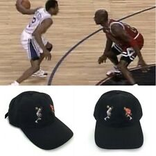 Allen Iverson Crossover Michael Jordan Dad Hat Strapback SnapBack Jersey 76ers