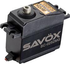 Savox STANDARD DIGITAL Metal Gear SERVO 0.19 / 145.8 SC0252MG SAVSC0252MG hitech