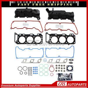 Head Gasket Set Valve Cover Fits 04-11 Ford Explorer Ranger Mercury 4.0L SOHC V6