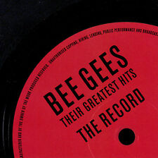 +  THE BEE GEES / THEIR GREATEST HITS  -  2 CD SET