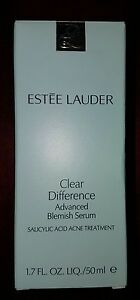 NIB - Estee Lauder Clear Difference Advanced Blemish Serum 50ml/1.7oz
