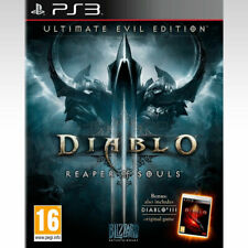 Diablo 3 III Reaper Of Souls Ultimate Evil Edition Ps3 (Leer Descripción)