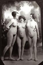 Ladies Of The House Of Ill Repute 17  tintype C1440RP