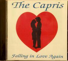 THE CAPRIS 'Falling In Love Again' - 10 Tracks