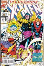 UNCANNY X-MEN  #315 1994 -JUDGEMENT AT AVALON-  LOBDELL/ HARRAS...NM-