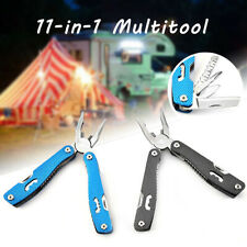 11-in-1 Stainless Steel Pliers EDC Outdoor Survival Multi Functional Tool