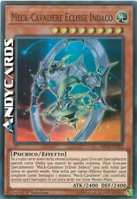 MECK-CAVALIERE ECLISSE INDACO • Super Rara • MP18 IT182 • YUGIOH ANDYCARDS