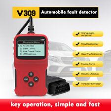 Universal OBDII Scanner Code Reader Car Diagnostic Tools Vehicles Code Scan V309