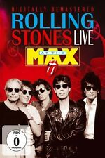 "THE ROLLING STONES ""LIVE AT THE MAX"" BLU RAY NEU"