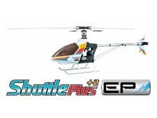 Hirobo Shuttle Plus 2 EP Kit W/motor