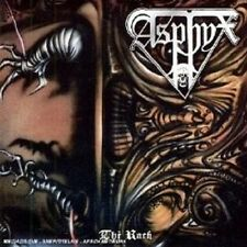 "ASPHYX ""THE RACK"" CD DEATH METAL NEW+"