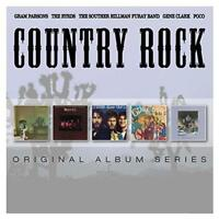 Original Album Series: Country Rock - Various Artists (NEW 5CD)