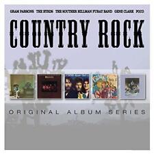 Original Album Series: Country Rock - Various Artists (NEW 5CD)