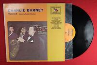 Charlie Barnet – Volume II (Featuring Redskin Rhumba) LP EVEREST JAZZ - VG+