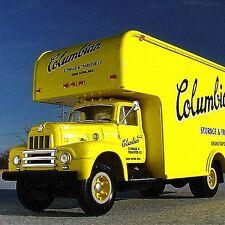 VR / COLUMBIAN STORAGE ~ GRAND RAPIDS 1957 International Moving Van - First Gear