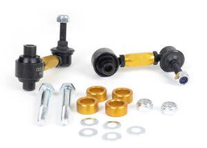 Whiteline Rear Drop Links Kit - Subaru Impreza/Forester/BRZ/Legacy - KLC182