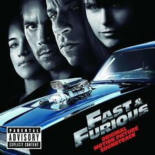 Fast and Furious ORIGINAL SOUNDTRACK CD NUOVO