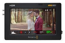 """Blackmagic Video Assist 5""""12G HDR Monitor mit SD-Karten-Recorder vom Fachhändler"""