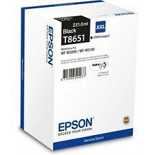 ORIGINAL Epson cartridgeC13T865140 T8651 XXL10 000 P 5690 5190
