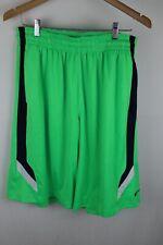 Nike Mens Sz XL Green Super Fast Dri-Fit Basketball Shorts