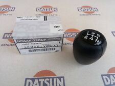 Datsun 1200 ( 240Z B110 B120 B210 S110 510) 5 Speed Shift lever Knob Genuine