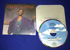 Merry Clayton Emotion CD MINI LP NR MINT Hip-O Select LIMITED EDITION