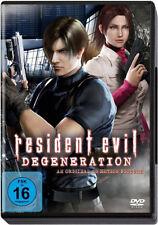 DVD * RESIDENT EVIL : DEGENERATION # NEU OVP